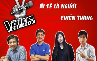 Giọng hát Sapo The Voice - 2013