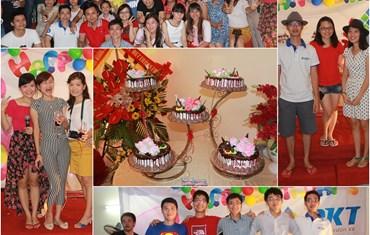 Sinh nhật Sapo 5 tuổi - 2013
