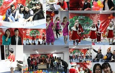Giáng sinh tại Sapo - 2013