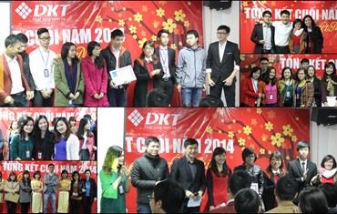 Lễ tổng kết năm 2014 của Sapo - Hà Nội - 2014