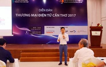 Sapo tham dự Diễn đàn TMĐT Cần Thơ - 2017