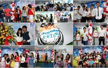 Sinh nhật Sapo 6 tuổi - Hồ Chí Minh - 2014