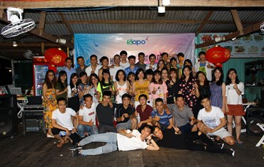 Sapo-er Du lịch hè biển Bình Ba, Nha Trang - HCM - 2018