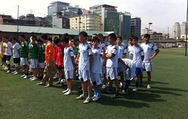 Câu lạc bộ bóng đá Sapo - 2012