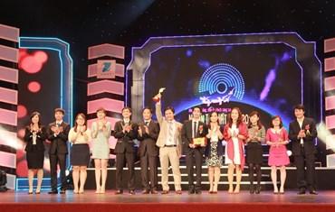Sapo Web nhận giải Ba Nhân tài Đất Việt - 2013