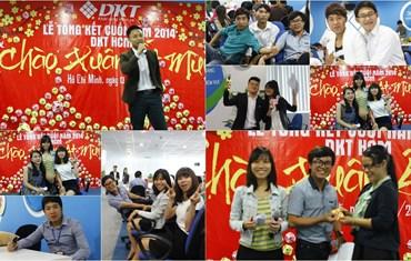 Lễ tổng kết năm 2014 của Sapo - Hồ Chí Minh - 2014