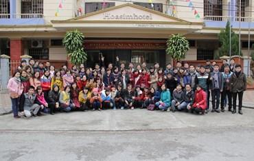 Sapo-er HN du xuân xứ Lạng - 2014