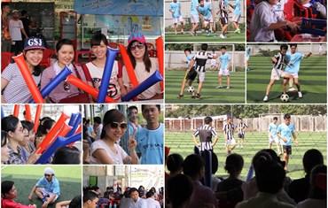 Á quân Sapo FC tại giải bóng đá Hanoi Group Open - 2014