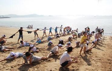 Sapo-er Du lịch hè Hạ Long - 2015
