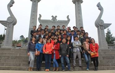 Sapo-er hành hương về Đất tổ Đền Hùng - 2013
