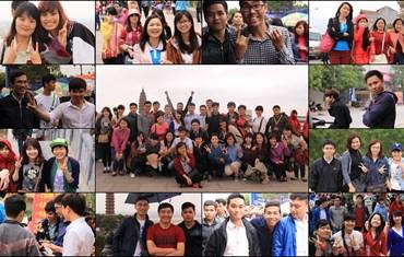 Sapo-er Hà Nội đi trẩy hội đầu xuân tại Bắc Ninh - 2015