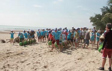 Sapo-er Hà Nội Du lịch hè biển Cửa Lò - 2017