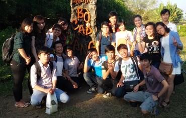 Sapo-er HCM khai xuân tại Đồng Nai - 2014