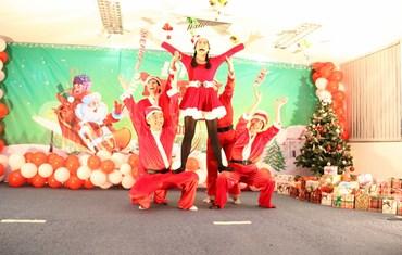 Giáng sinh tại Sapo - 2014