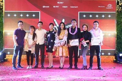 Giọng hát Sapo The Voice đêm chung kết - Hà Nội - 2017