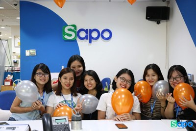 Happy Women's day - Sapo 20.10.19