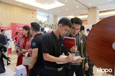 [HN] Sapo đồng hành cùng diễn đàn TMĐT Việt Nam VOBF 2019