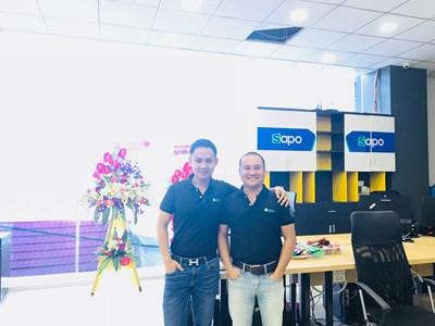 Khai trương chi nhánh miền trung - Sapo Đà Nẵng - 2018
