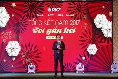 Lễ tổng kết năm 2017 của Sapo - 2017