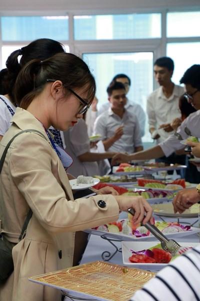 Ngày Phụ nữ Việt Nam 20.10 tại Sapo - Hà Nội - 2018