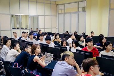 Sapo đồng hành cùng sinh viên Học viện Bưu chính Viễn thông