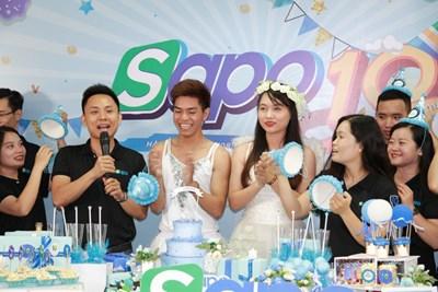 Sinh nhật Sapo 10 tuổi - Hà Nội - 2018