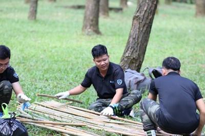 Trại huấn luyện binh đoàn trưởng Sapo